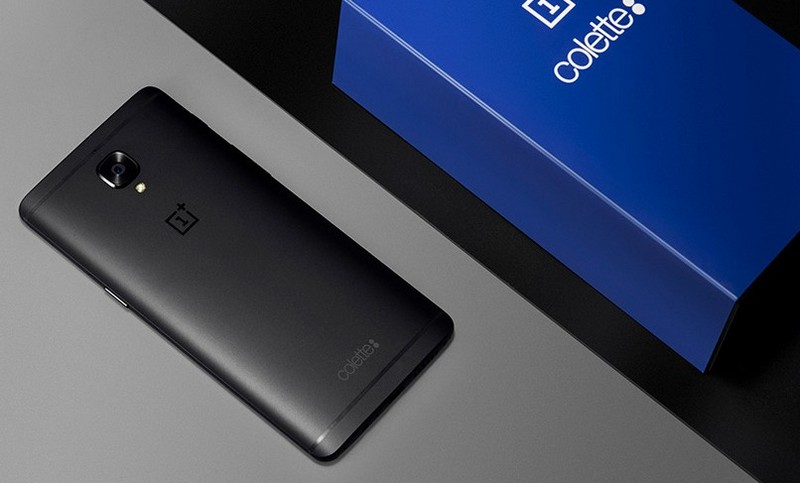OnePlus 3T limited black 1