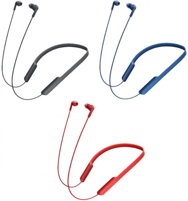Sony MDR-XB70BT colors