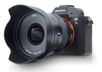 ZEISS Batis 2.8/18 на камере Sony
