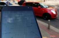 Uber in Kyiv 08