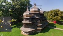 wood ukraine church at google 2