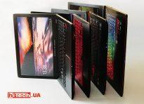 тест игровых ноутбуков с Intel Kaby Lake и графикой GTX 1050 Ti/1060