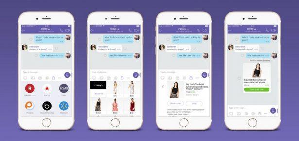 Viber Chatter Commerce