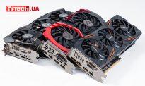 Видеокарты ASUS, Gigabyte, MSI на базе NVIDIA GeForce GTX 1070 Ti