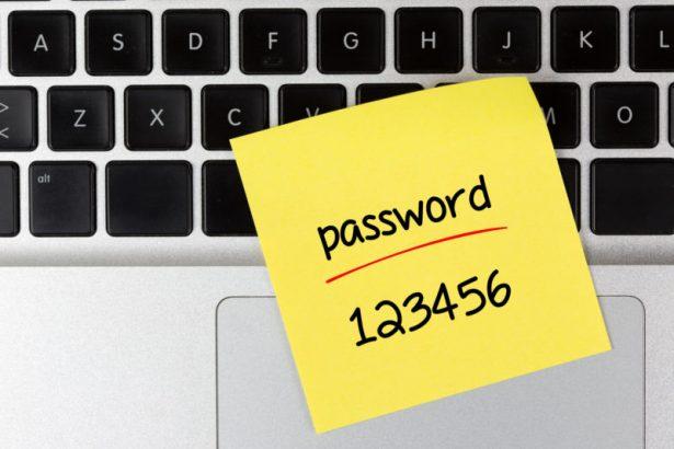 пароль password