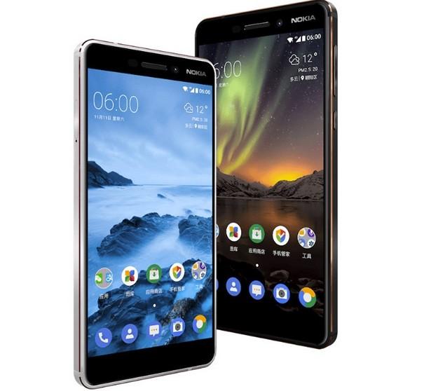 Nokia 6 gen2 1