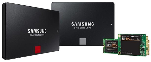 Samsung SSD 860 PRO EVO