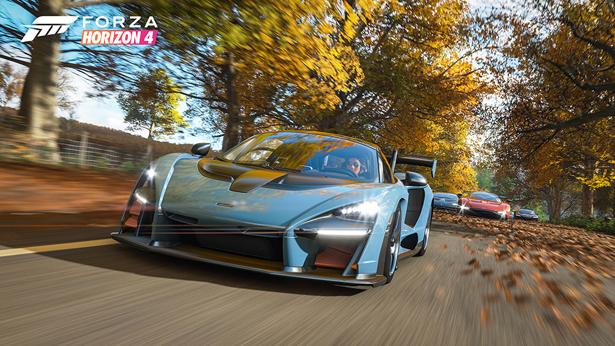 Демо-версия игры Forza Horizon 4