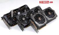 Тест видеокарт на базе NVIDIA GeForce RTX 2070