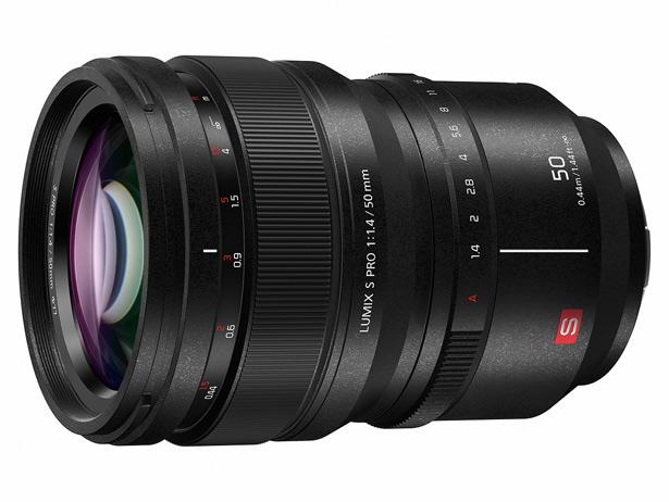 Объектив Panasonic LUMIX S PRO 50mm F1.4 (S-X50)