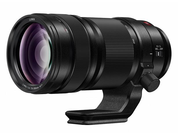 Объектив Panasonic LUMIX S PRO 70-200mm F4 O.I.S. (S-R70200)