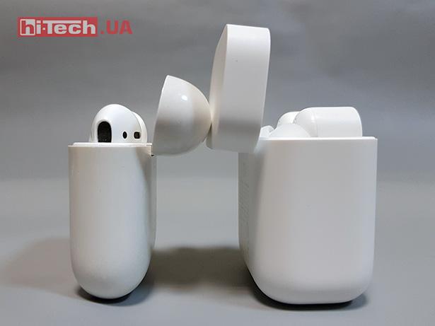 Xiaomi Mi AirDots Pro vs Apple AirPods 01