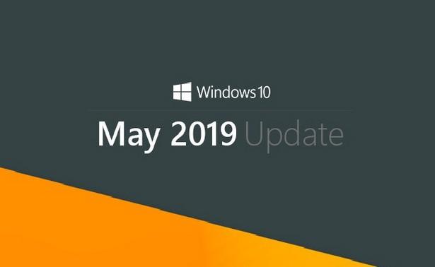 MicrosoftWindows 10May 2019 Update