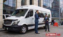 Презентация сервиса UberShuttle в Украине