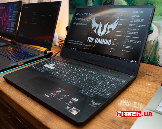 ASUS TUF Gaming FX505 (2019)
