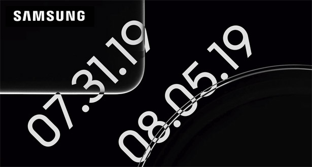 Тизер планшета Samsung Galaxy Tab и смарт-часов