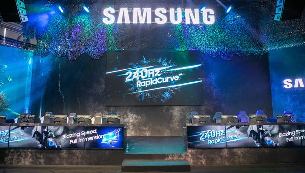 Samsung на gamescom 2019