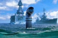 World of Warships submarine