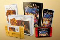 Aladdin и The Lion King