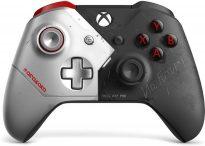 геймпад Xbox в стиле Cyberpunk 2077