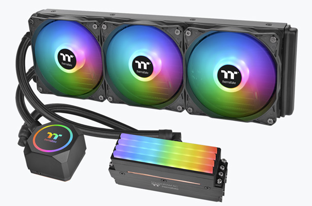 Thermaltake Floe RC360