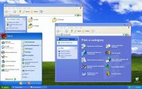 Windows XP, 2001