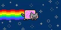 NFT kitty rainbow