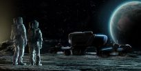 General Motors Lockheed Martin moon electrocar