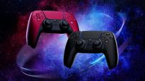 Sony DualSense PS5 black red