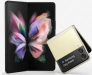 Samsung Galaxy Unpacked fold flip smartphones