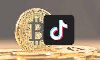 TikTok bitcoin